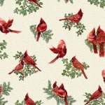 Cut-able Cardinals - Cream