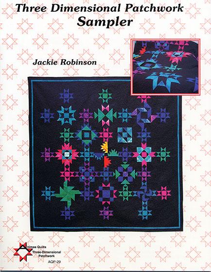 Three Dimensional Patchwork Sampler Book 29b 16 00
